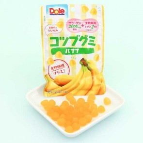 Fujiya Dole Banana Gummy Candies