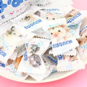 Sakuma Minty Milky Throat Candies