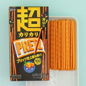 Glico Pretz Thin Cheese Biscuit Sticks