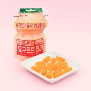 Lotte Yakult Yogurt Gummy Candies