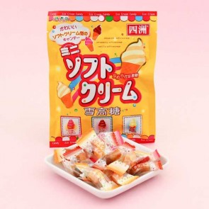 Senjaku Four Seas Soft Ice Cream Candies