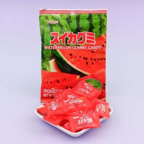 Kasugai Watermelon Gummy Candies