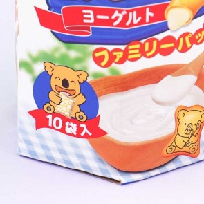 Lotte Koala's March Yogurt Biscuit - Family Pack