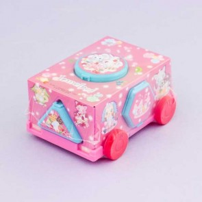 Ulido Sanrio's Jewelpet Toy Car & Candies