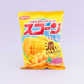 Koikeya Strong Corn Snack Bag