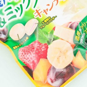 Sakuma Creamy Powder Creap Fruit Candies