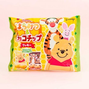 Furuta Disney Winnie The Pooh Honey & Chocolate Chip Cookies