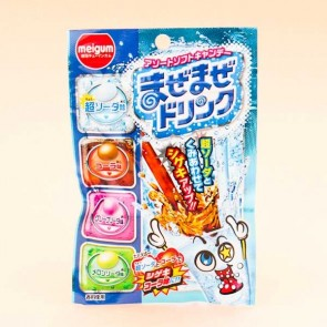 Meigum Combination Soda Chewy Candies