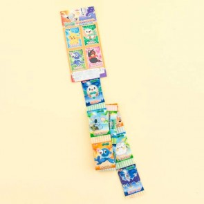 Top Pokemon Chewing Gum Set - 8 pcs