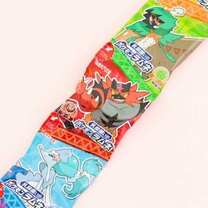 Lotte Pokemon Soda Candy - 5 pack