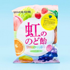 UHA Rainbow Candy Drops - Assorted Fruits
