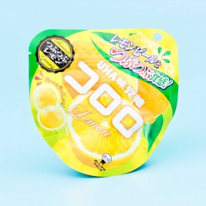 Kororo Fruit Juice Gummy - Lemon