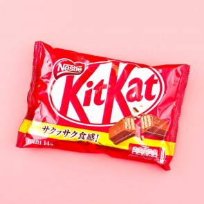 Kit Kat Chocolate Package