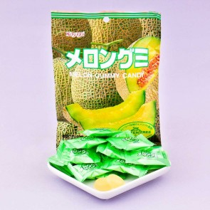 Kasugai Cantaloupe Melon Gummy Candies