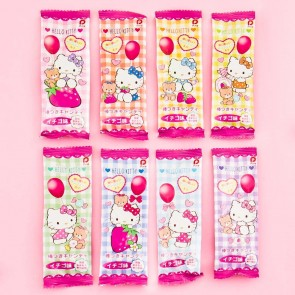 Pine Hello Kitty Lollipop - Strawberry