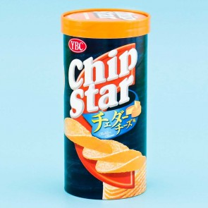 Chip Star Potato Chips - Cheddar Cheese