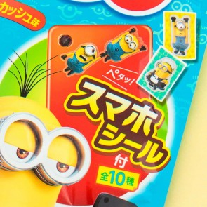 Puccho Minions Candy Bag & Sticker - Lemon Squash