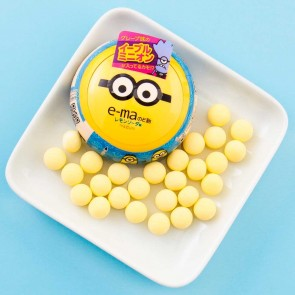 E-ma Minions Throat Candy - Lemon Soda & Grape