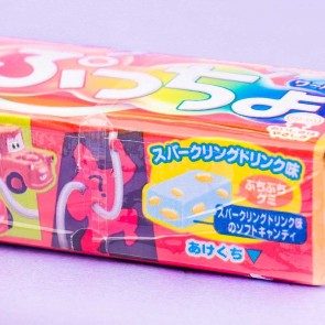 Puccho Pixar Chewy Candy & Toy - Sparkling Drink