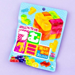UHA Block Gummy Candy