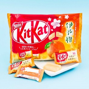 Kit Kat Chocolates - Iyokan Orange