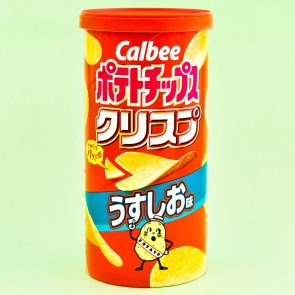 Calbee Potato Chips - Light Salt Usoshio
