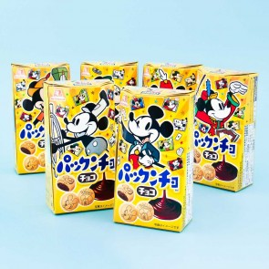 Morinaga Disney Chocolate Cookies