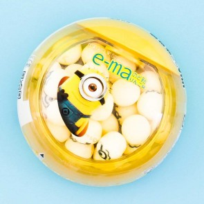 E-ma Minions Throat Candy - Apple Flavor