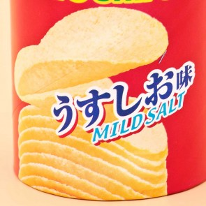 Chip Star Potato Chips - Mild Salt