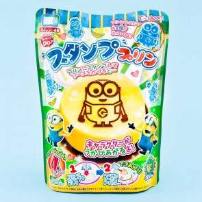 Minions DIY Candy Pudding - Banana Flavor