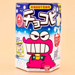 Tohato Crayon Shin-Chan Hot Milk Biscuits