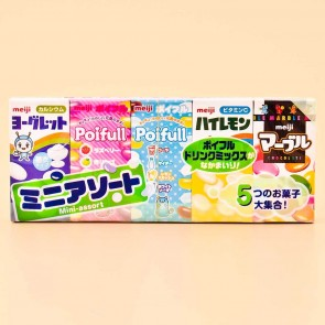 Meiji Mini Assortment - Set 2