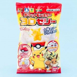 Pokemon DIY 3D Jelly Candy