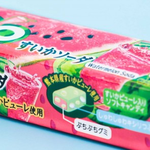 Puccho Chewy Candy - Watermelon Soda