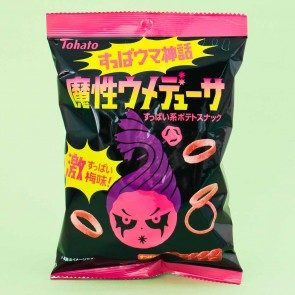 Tohato Umedusa Spicy Potato Rings