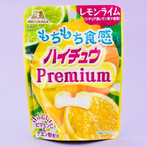 Hi-Chew Premium Chewy Candies - Lemon Lime