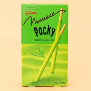 Pocky Biscuit Sticks - Matcha Mousse