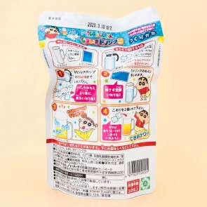 Heart Crayon Shin-Chan Drink 9 DIY Kit