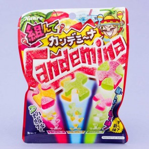 Kanro Candemina Assembly Sour Candy - Fruit Mix