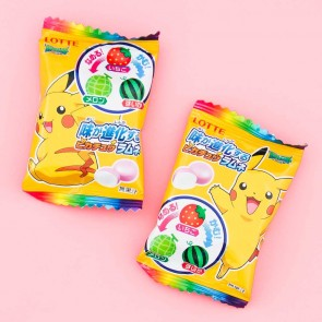 Pikachu Taste Evolution Ramune Candy