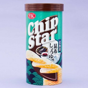 Chip Star Potato Chips - Konbu Soy Sauce