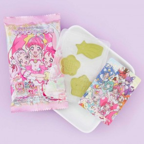 Pretty Cure Card & Gummies