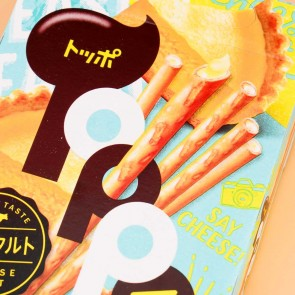 Toppo Cheese Tart Pretzel Sticks