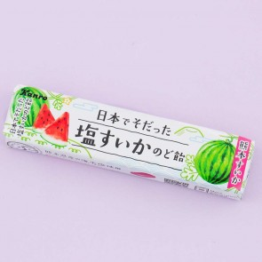 Japanese Salty Watermelon Throat Candy