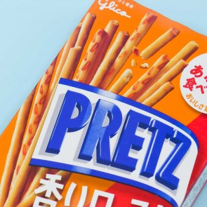 Glico Pretz Biscuit Sticks - Roast
