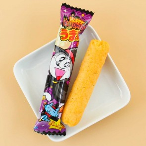 Yaokin Umaibo Halloween Corn Potage Snack Stick Set - 5 pcs