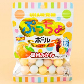 Puccho Ball Candy - Colorful Mix
