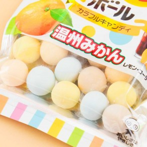 Puccho Ball Candies - Colorful Mix