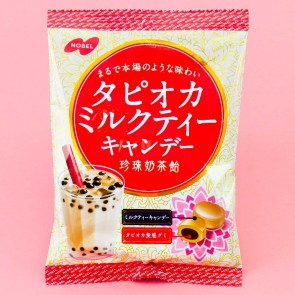 Nobel Tapioca Milk Tea Candies