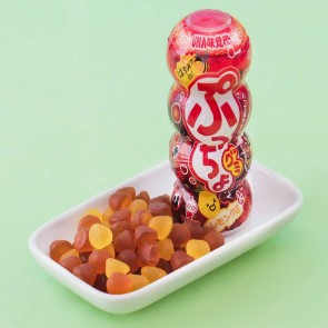 Puccho Gummy Candy - Cola & Lemon